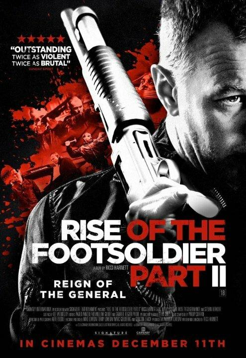 Восхождение пехотинца 2 / Rise of the Footsoldier Part II (2015)